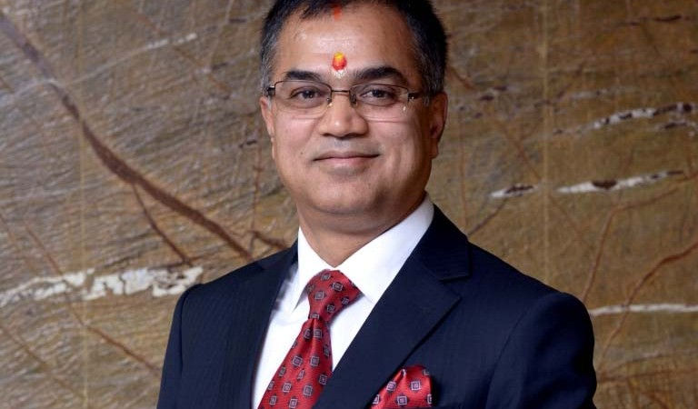 GlobalIME CEO Janak Sharma Poudel