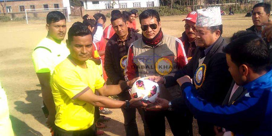 nufcnepal nuwakot football 2074