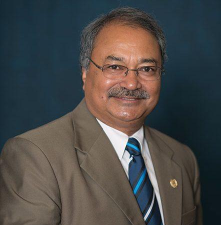 Frist Nepalese Dean Jeet Joshi in California