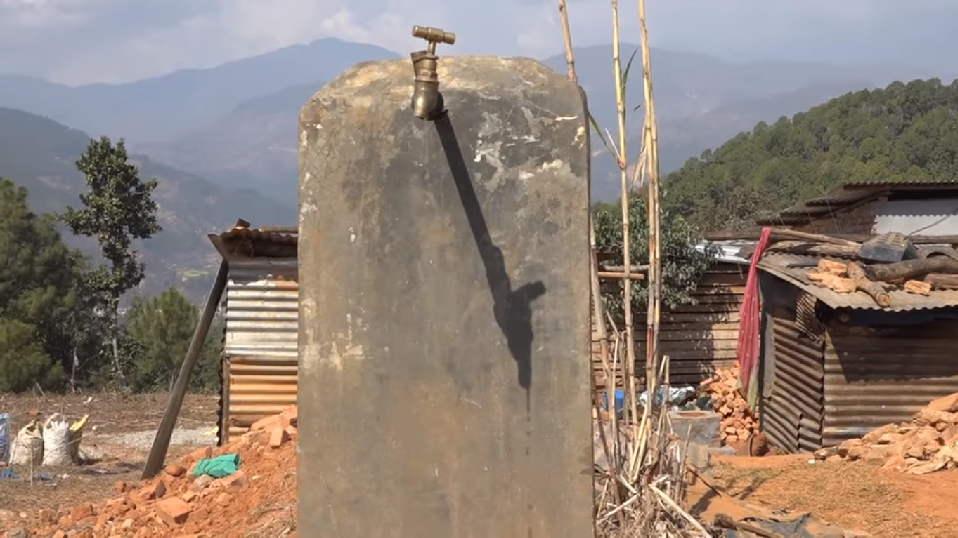 Water Supply in Nuwakot Gairi Gaun