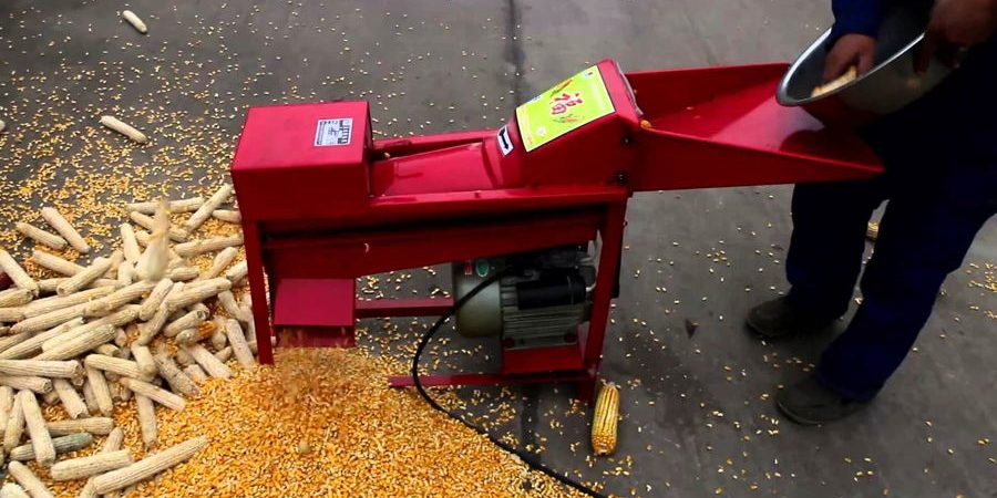 Maize Processing Machine Distribution in Surunga Jhapa