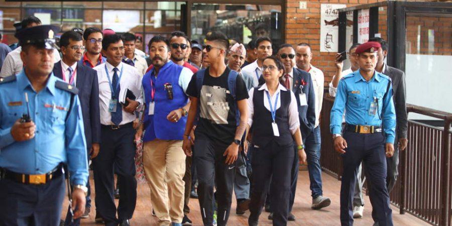 sandeep lamichhane cricket nepal