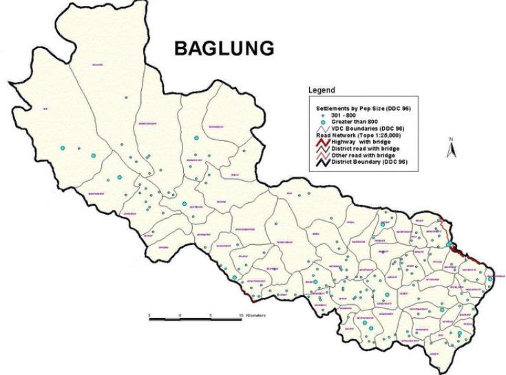 Baglung Nepal