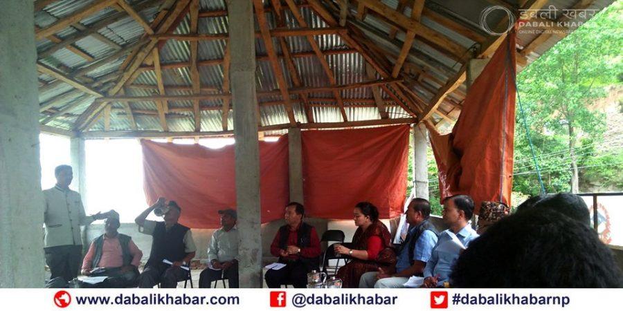 shivapuri rural muncipality