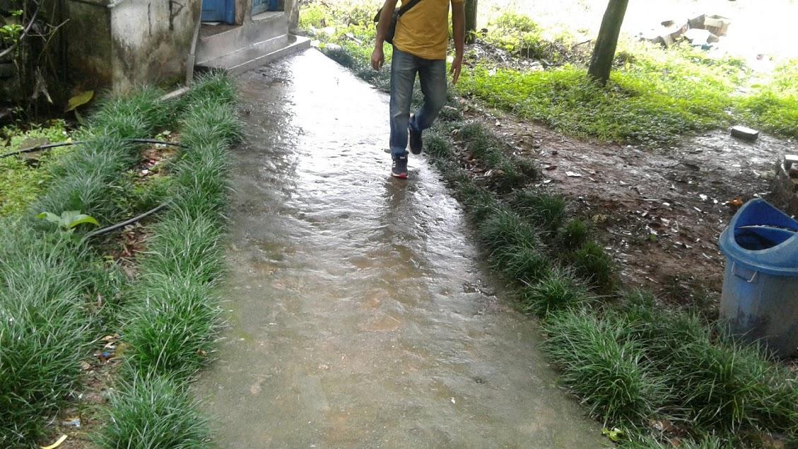 Bidur Municipality Toilet