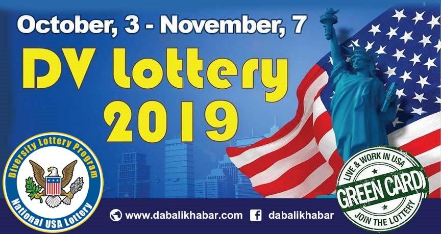 Opening-Registration-Period-2019-Diversity-Visa-Lottery