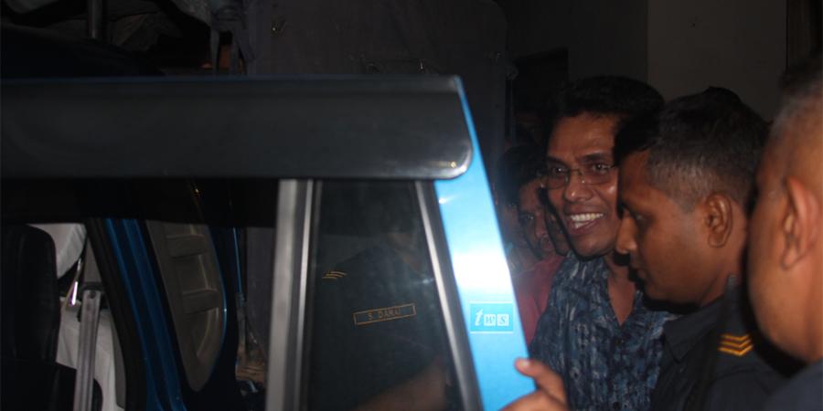prakanda biplop maoist arrest nepal
