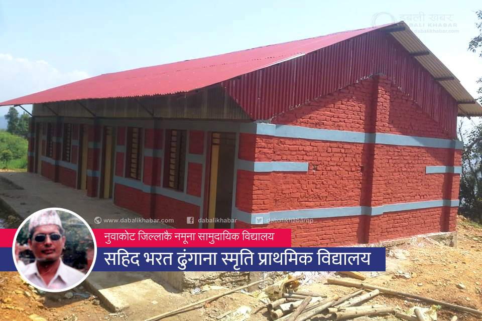 Bharat Dhungana Memorial School