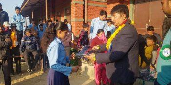 bahadur singh lama donation