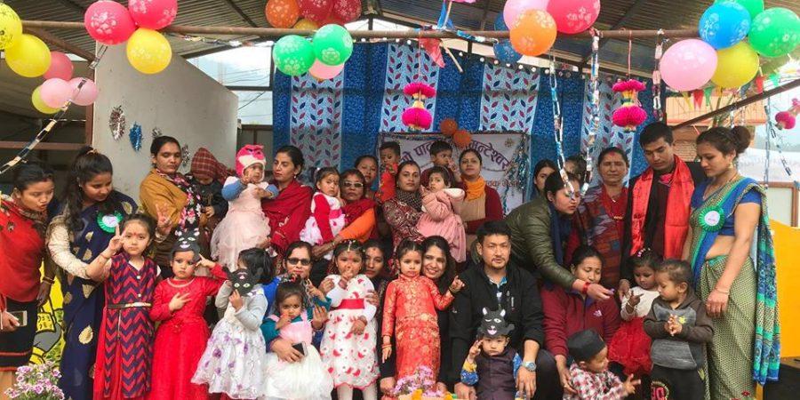 second anniversary of diyo pathshala montessori