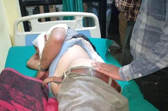 scooter accident in nuwakot bidur battar sangam chowk