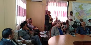 pradesh 3 area 2 budget planning discussion nuwakot