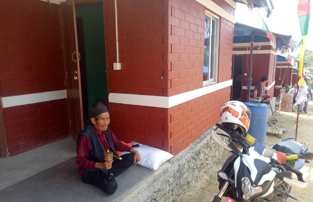 village community jafati nuwakot shantibazar