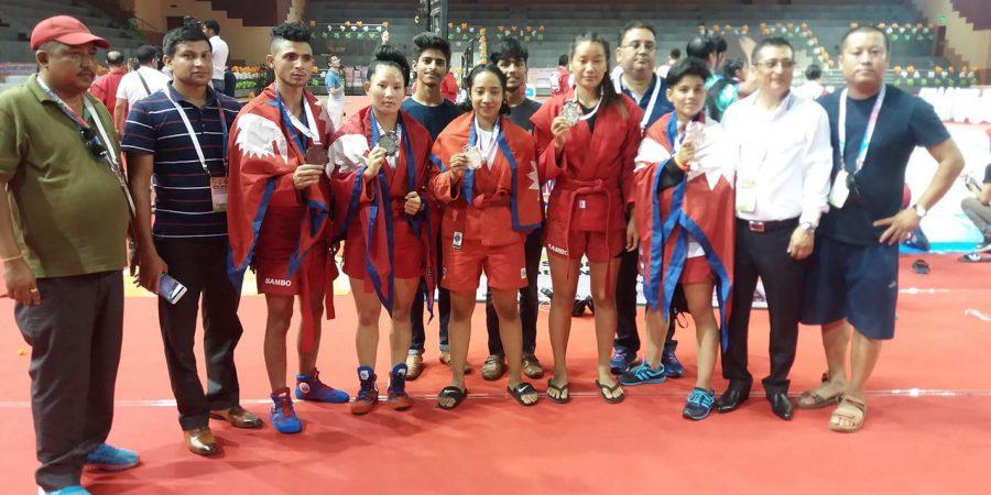 asian sambo championship