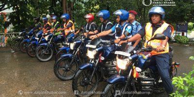 QRT Quck Response Team Nuwakot Police