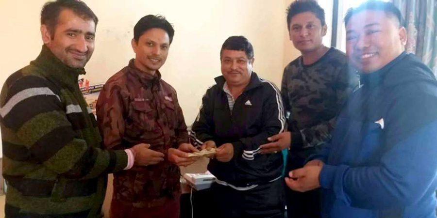 Bandevi Mandir Donation