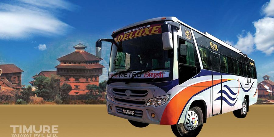 corona Timure Bus