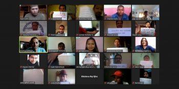 disaster journalism training dabali khabar-min