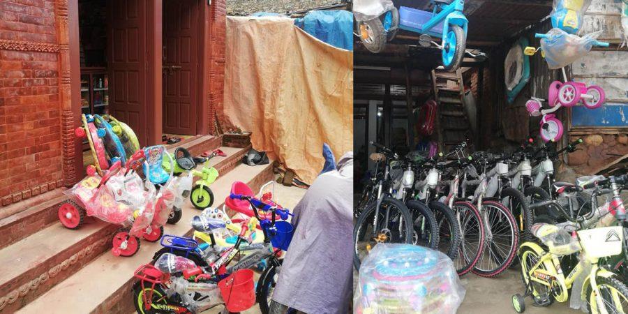 kumar cycle pasal launch nuwakot bhutol bajar